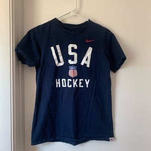 Boys Nike USA Hockey TShirt
